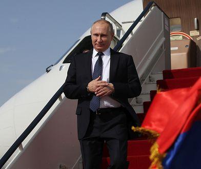 Mikhail Svetlov // Prezydent Rosji Władimir Putin z wizytą w Egipcie. Rosja wie, że w Afryce musi działać inaczej, niż w Europie
