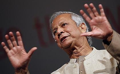 Noblista Yunus: tradycyjny kapitalizm nie zwalczy biedy