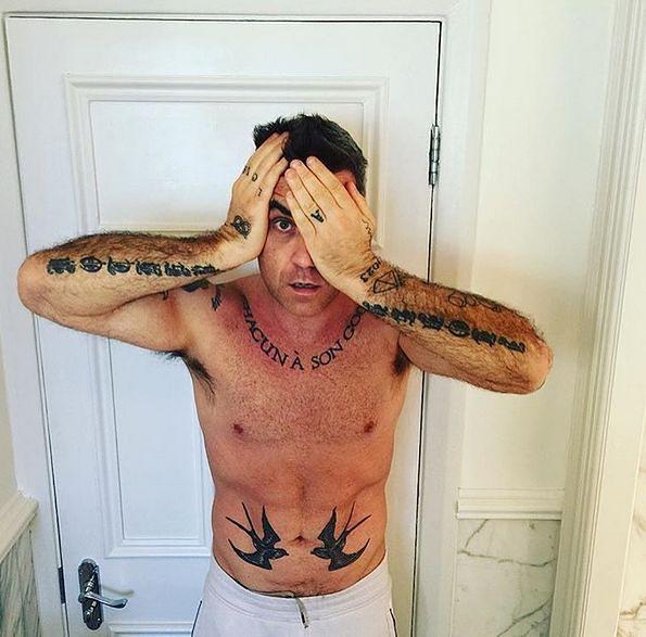 Robbie Williams przerwał trasę koncertową