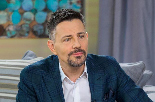 Krzysztof Ibisz jest pogrążony w smutku