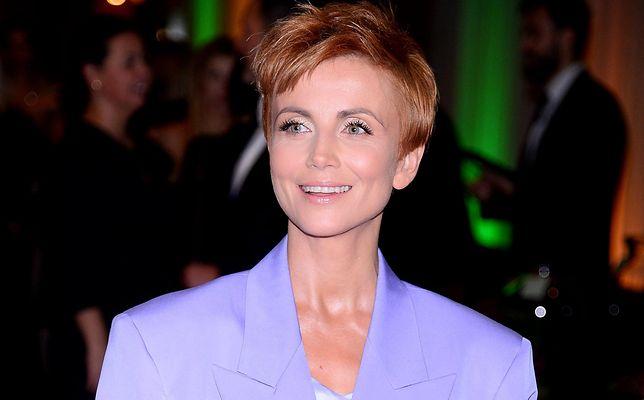 Katarzyna Zielińska dba o formę