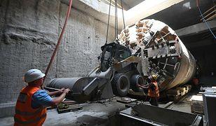 Tragedia na budowie II linii metra. Nie żyje robotnik