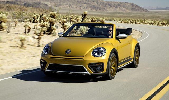 Debiut nowego Volkswagena Beetle Dune