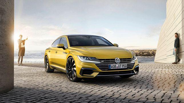 Atak Volkswagena na klasę premium - poznajcie Arteona