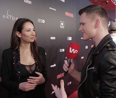 Popławska komentuje seksowną sesję w Playboyu