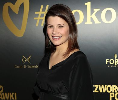 Agnieszka Sienkiewicz urodziła drugie dziecko
