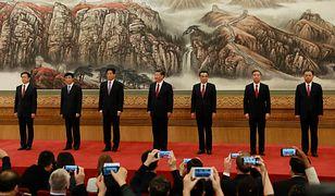 Oto najpotężniejsi ludzie w Chinach. Wybrano nowe władze partii