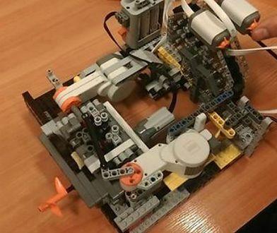 Klocki LEGO nie tylko dla dzieci. Zobacz, co stworzyli studenci z Krakowa