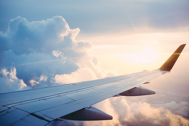 Zakaz lotów. Lista państw