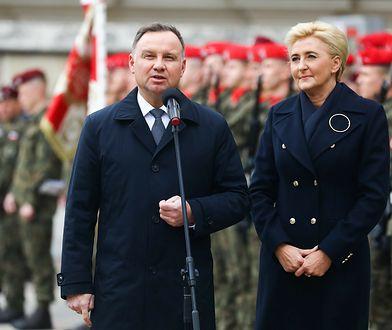 """Prezydent Czech w szpitalu. Andrzej Duda: """"Agata i ja martwimy się o Ciebie"""""""