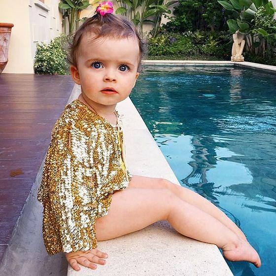 Millie-Belle kocha ubrania