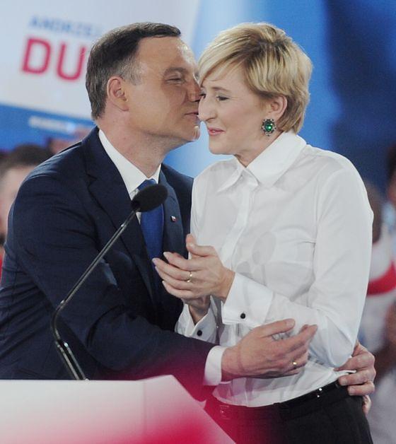 Agata Duda - żona prezydenta Andrzeja Dudy