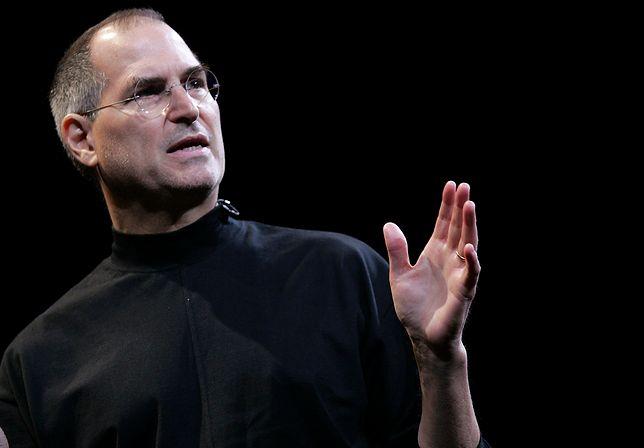 Steve Jobs jest współzałożycielem Apple