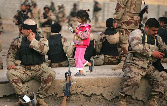 Kiedy dziewczynka staje się terrorystką