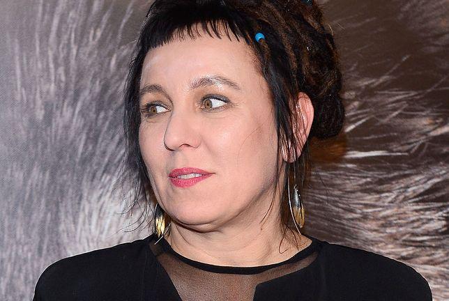 Olga Tokarczuk zabrała głos ws. strajku nauczycieli