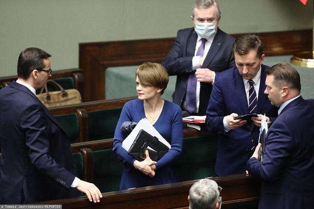 Nieoficjalnie: Jadwiga Emilewicz przejdzie do klubu parlamentarnego PiS