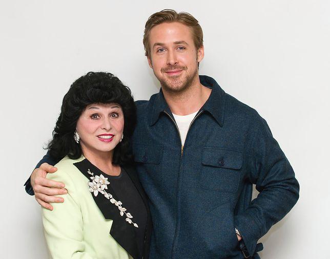 Yola Czaderska-Hayek i Ryan Gosling