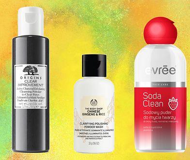 #beautytest: pudry myjące do twarzy