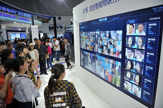 """W Chinach, żeby kupić nowy numer, musisz """"oddać"""" swoją twarz"""