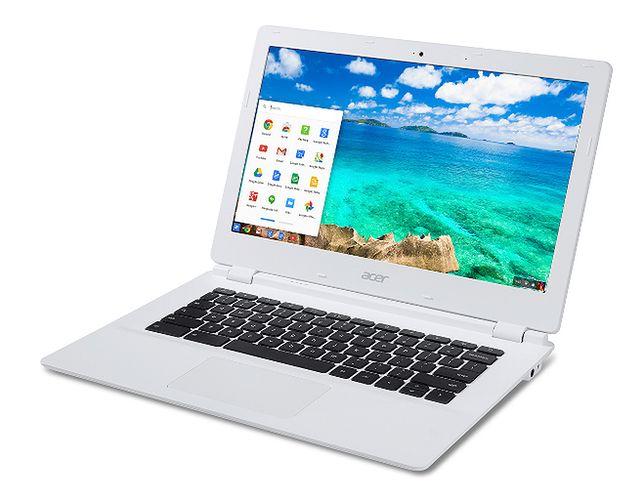 Chromebooki sprzedają się lepiej od komputerów Apple!
