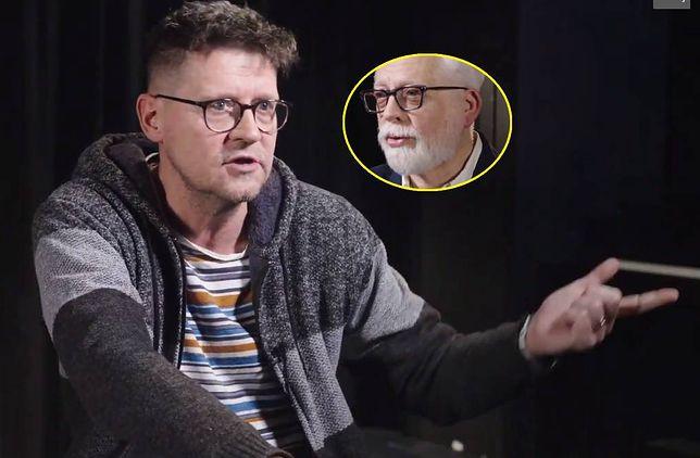 Wojciech Malajkat wyjaśnił, jakie ma podejście do nauczania aktorstwa.