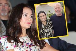 Bruce Willis nie mieszka z żoną i małymi córkami. Kwarantannę spędza z Demi Moore