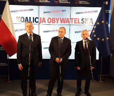 Wybory parlamentarne 2019. Grzegorz Schetyna: przywrócimy elementarną sprawiedliwość