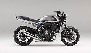 CB-F to jeden z ważniejszych motocyklów w gamie Hondy