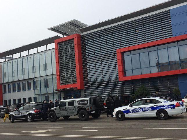 W akcji wzięło udział 40 agentów biura detektywistycznego Rutkowski