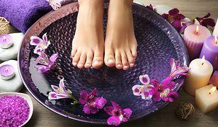 Zadbane stopy sprawią, że poczujesz się piękna