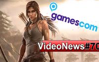 VideoNews #70 - Galaxy Note 5 i S6 Edge+, Mirror's Edge Catalyst, Mafia III, Gamescom 2015