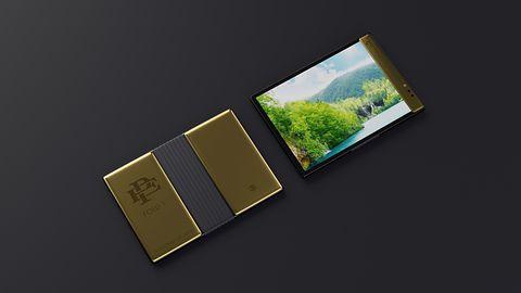 Escobar Fold 1 – składany smartfon nie tylko dla baronów narkotykowych
