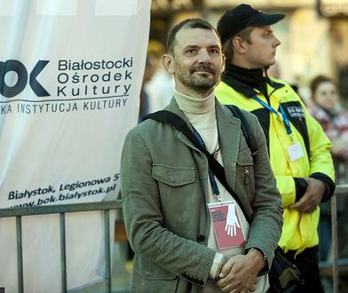 """Białoruś. Polski dziennikarz w prokuraturze. """"Zostałem uprzedzony"""""""