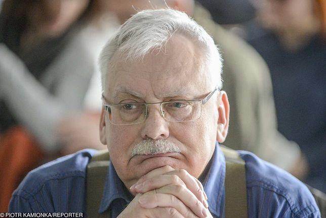 Andrzej Sapkowski napisał pierwsze opowiadanie o Wiedźminie w 1986 r.