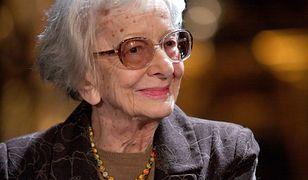 Wisława Szymborska otrzymała literacką nagrodę Nobla w 1996 roku