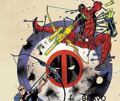 Hawkeye kontra Deadpool