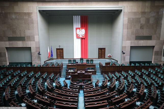 Badanie dla WP. Polacy nie wiążą nadziei z nową kadencją parlamentu