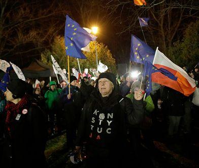 Protesty przeciwko reformie KRS i SN odbędą się w czwartek o godz. 19