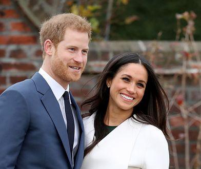 Historia księcia Harry'ego i Meghan Markle to idealny scenariusz filmowy