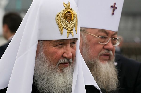 Rozpoczęło się spotkanie Cyryla I z polskimi biskupami
