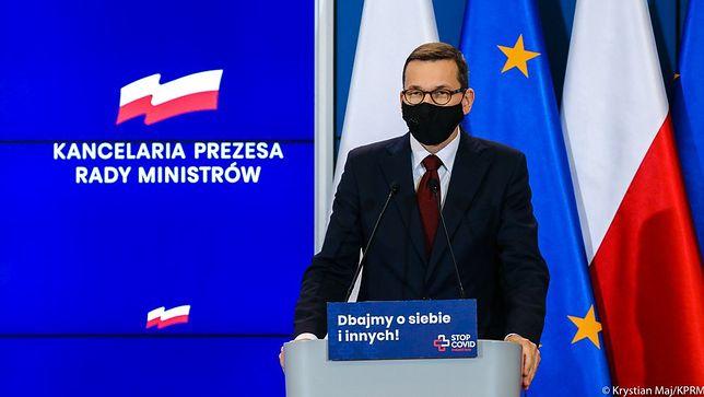 Mateusz Morawiecki zmiany ogłosi na konferencji w czwartek lub piątek
