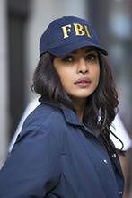 Priyanka Chopra w ''Słonecznym patrolu''