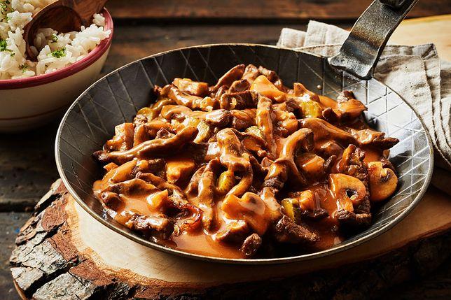 Gulasz to doskonała propozycja na pożywny obiad