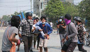 Birma. Polski dziennikarz Robert Bociaga zwolniony z aresztu