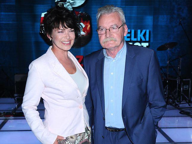 Magda Masny i Wojciech Pijanowski