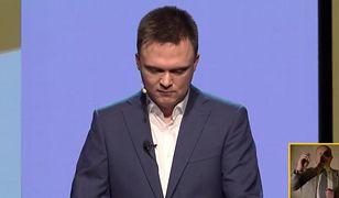 """Wybory prezydenckie 2020. Szymon Hołownia ogłasza start. """"Chodźcie ze mną"""""""