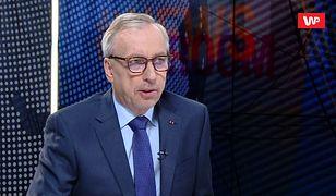 Debata kandydatów PO na prezydenta. Bogdan Zdrojewski: rozczarowująca
