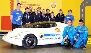 Studenci z Polski wygrali Shell Eco-Marathon