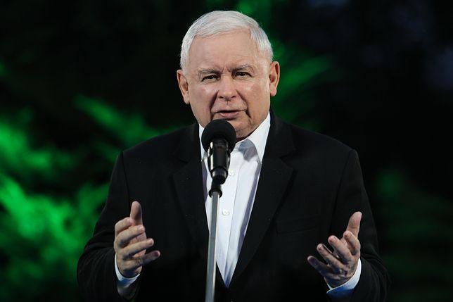Konwencja PiS w Koszalinie. Przyjeżdża Jarosław Kaczyński