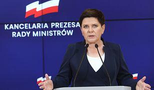 Beata Szydło. Kolizja z udziałem byłej premier w Krakowie